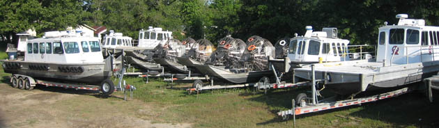 Picture - Airboat - Louisiana